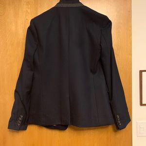 J. Crew Jackets & Coats - Jcrew Navy Wool Blazer Size 6
